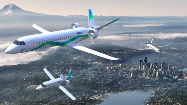 Aviation behemoth Boeing has invested in Seattle-based startup Zunum Aero.