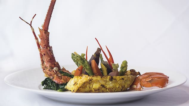 Spices Garden Nha Trang Lobster, Metropole Legend Hanoi Hotel