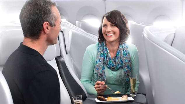"""Air New Zealand won AirlineRatings' """"Airline of the Year"""" award."""