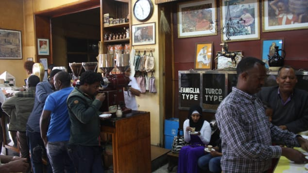 Addis Ababa best things coffee Tomoco