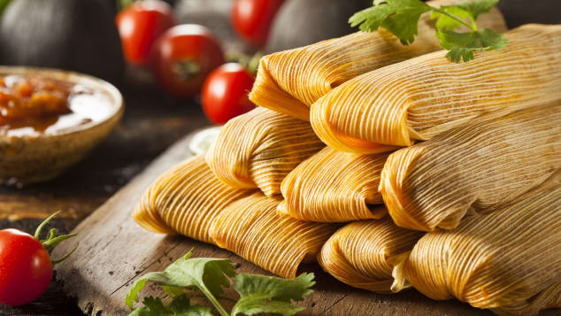 Tamales get special attention in Mexico during the holiday season.