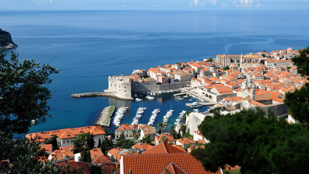 "Dubrovnik's popularity soared when the city was used as a filming location for ""Game of Thrones."""