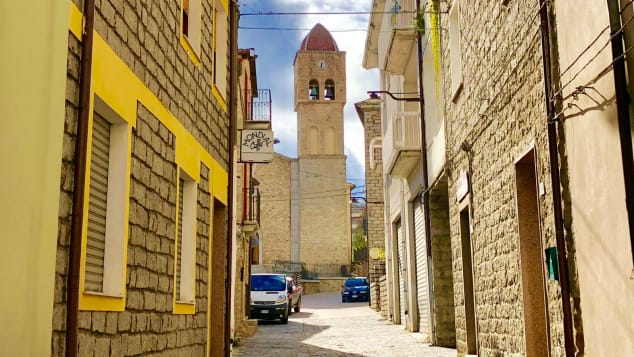 Ollolai - the Italian town selling homes for one euro