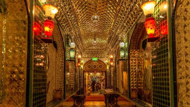 Gold souk restaurant