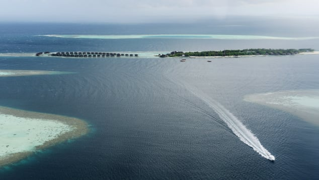 Private jets and super yachts will be permitted to enter the Maldives from June 1.