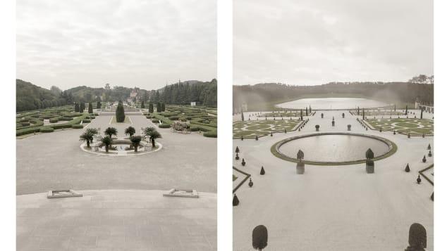 Francois Prost Versailles Perspective