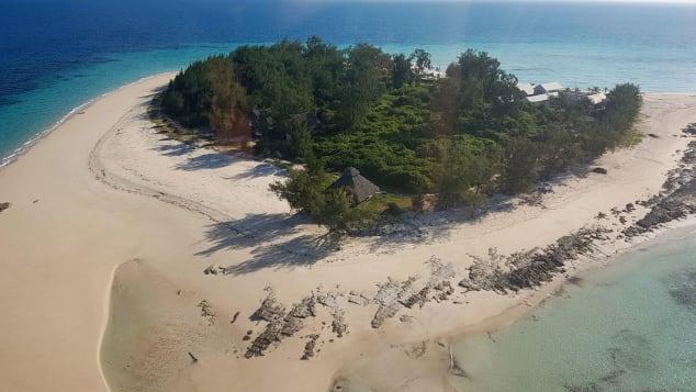 Zanzibar island - Thanda Island
