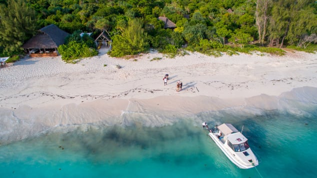 Zanzibar Island - Mnemba Island