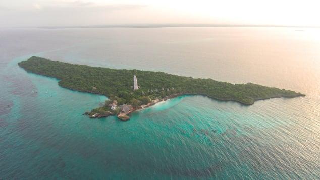 Zanzibar islands - Chumbe Island