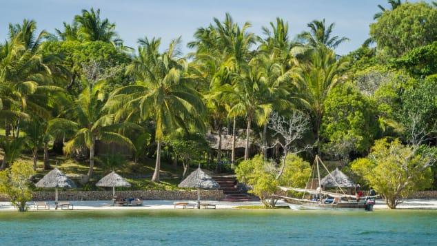 Mafia Island - Pole Pole beach