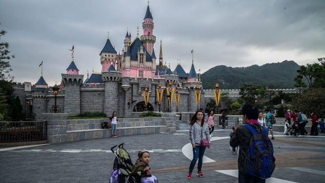 Disney Sleeping Beauty Caslte