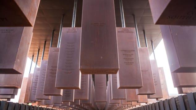 03 Equal Justice Initiative memorial RESTRICTED