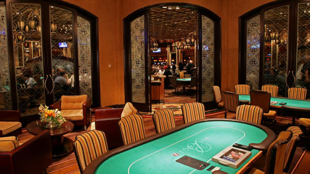 Like poker? Head to the Bellagio.