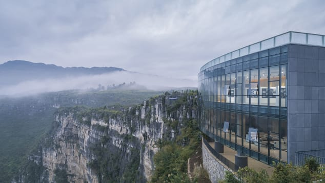 Limestone Gallery Anlong Guizhou 01-10