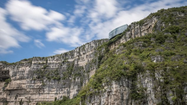 Limestone Gallery Anlong Guizhou 01-26
