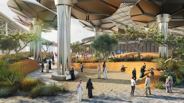 expo 2020 sustainability pavilion grimshaw 1