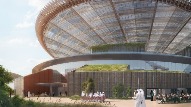 expo 2020 sustainability pavilion grimshaw 3