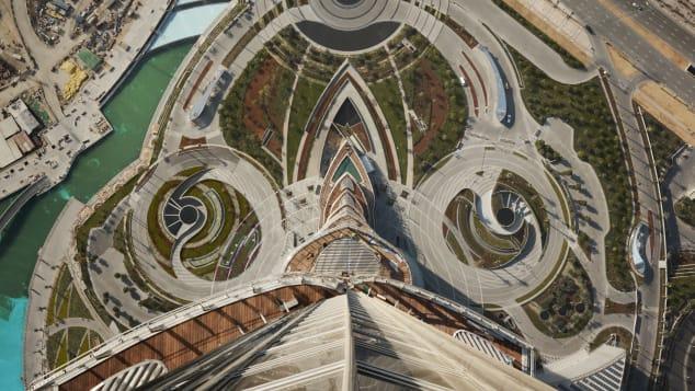 RESTRICTED burj khalifa dubai SOM 2