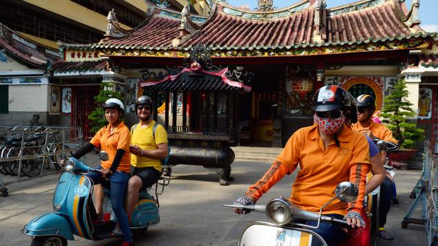 Vietnam Ho Chi Minh City vs Hanoi