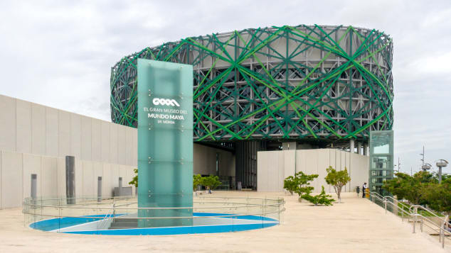 The Gran Museo del Mundo Maya provides necessary background.