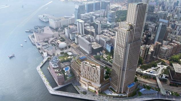 Victoria Dockside Tsim Sha Tsui Χονγκ Κονγκ νέα αξιοθέατα