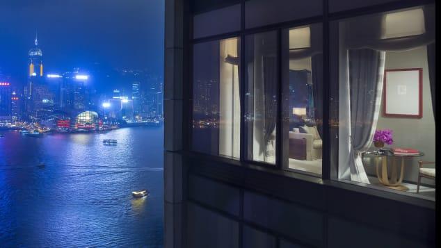 Rosewood Χονγκ Κονγκ Victoria Dockside αξιοθέατα ξενοδοχείο