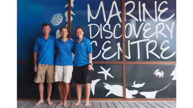 2. Marine Discovery Centre Maldives