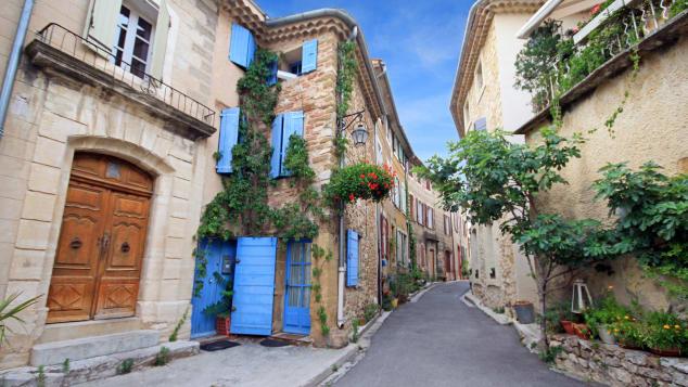 Provença é uma das regiões mais bonitas e tranquilas da França.