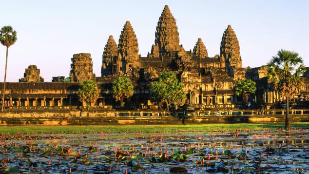 Mais conhecida como a porta de entrada para Angkor Wat, Siem Reap também abriga alguns belos spas.