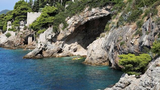 Betina Cave, Dubrovnik