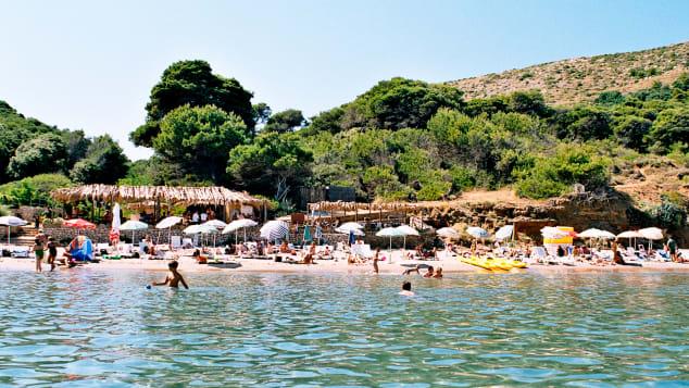 Sunj Beach, Lopud