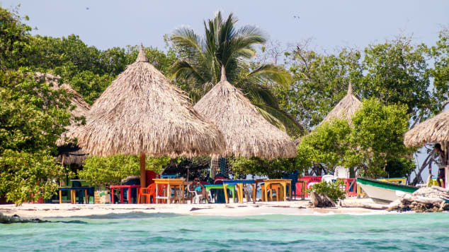 03 things to do colombia - mucura island