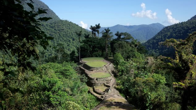 09 things to do colombia - lost city trek