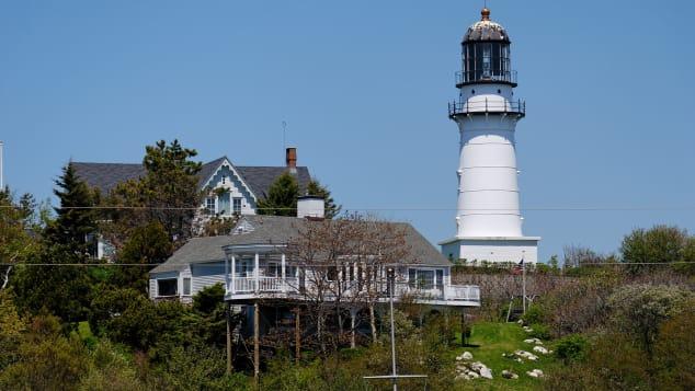 Cape Elizabeth Light