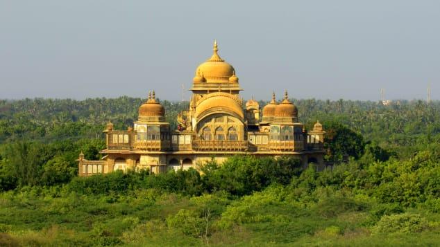 Vijay Villas Palace, Kutch, India