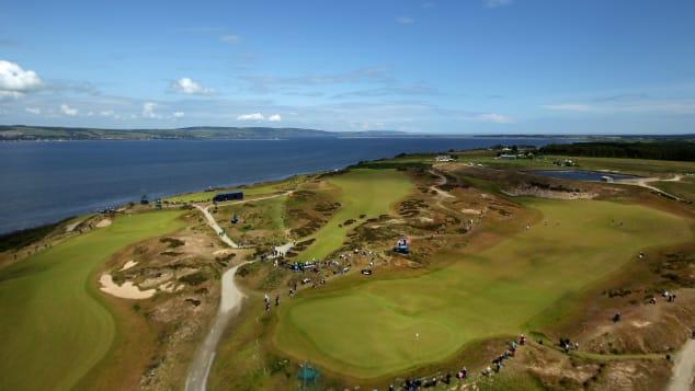 Best golf courses Scotland Castle Stuart 2