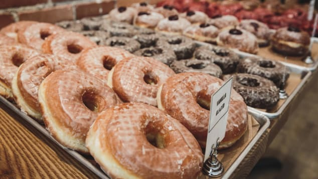 Knead Doughnuts previews its new flavors on Instagram.