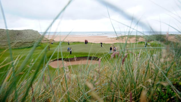 Best golf courses Scotland Trump International
