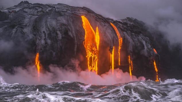 Kilauea is Hawaii's most active volcano.