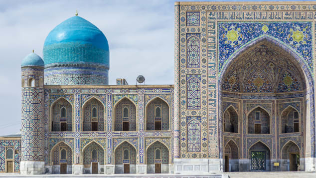Uzbekistan's historic treasures are now more accessible than ever