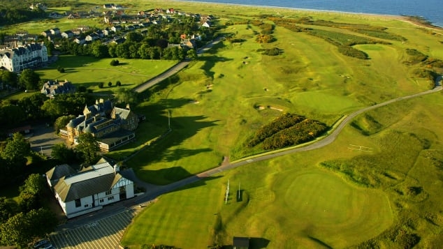 Best golf courses Scotland Royal Dornoch