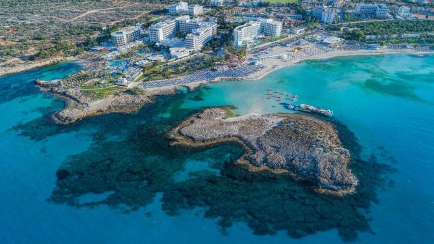 Παραλία Νησί - Κυπριακός Οργανισμός Τουρισμού