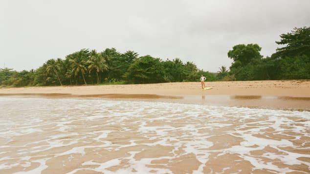 Cape Three Points, Ghana