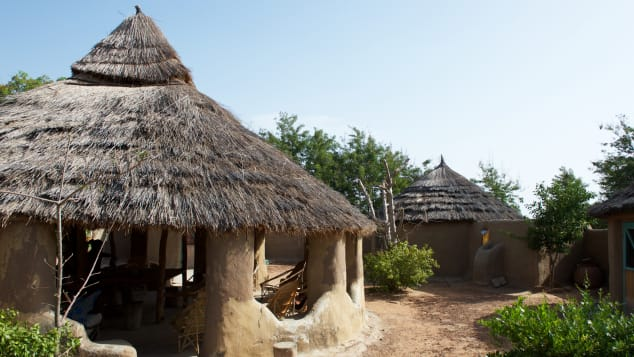 Green House, Ghana