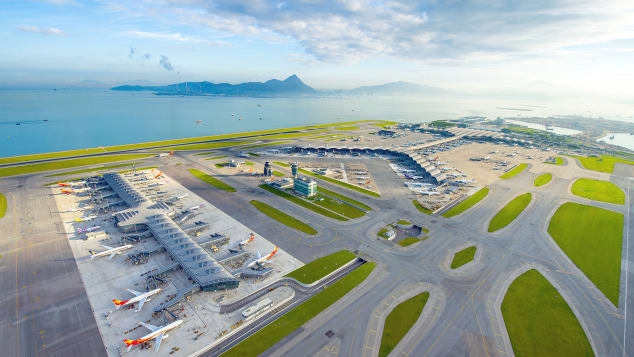 Hong Kong Airport HKIA_Aerial_1