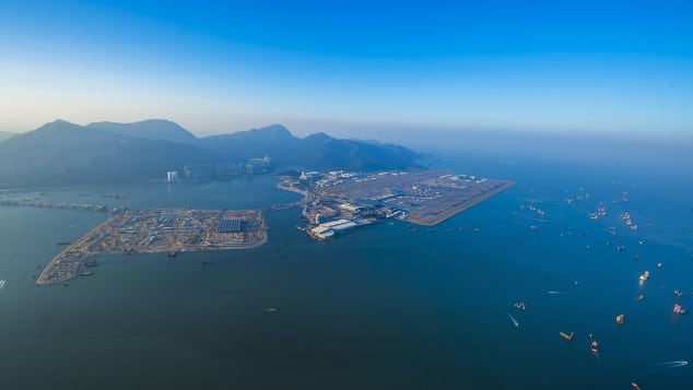 Hong Kong Airport HKIA_Aerial_2
