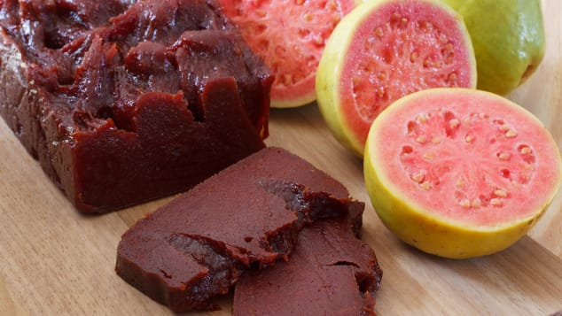 Brazil's guava paste is influenced by Middle Eastern traditions brought to Spain during the expansion of Islam.