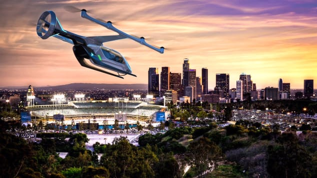 Will-Uber's-flying-taxis-become-a-reality---DreamMaker-estadio-embraer-X-2