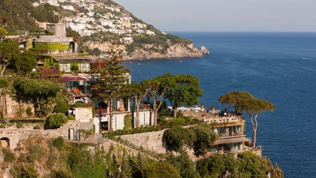 Il San Pietro comes with a private beach.