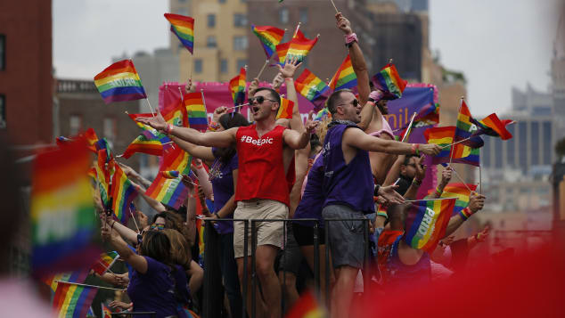 New York will host the first US-based WorldPride event in June.